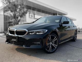 New 2021 BMW 3 Series 330i xDrive PREMIUM ESSENTIAL for sale in Winnipeg, MB