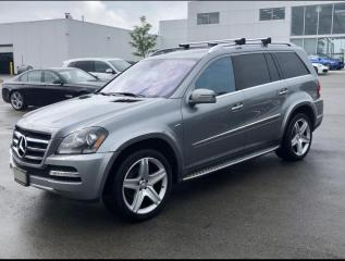 Used 2012 Mercedes-Benz GL-Class GL 550 AMG  NAVIGATION/PANORAMIC SUNROOF/CAMERA for sale in North York, ON