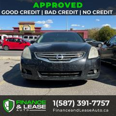 Used 2010 Nissan Altima 3.5 SR for sale in Calgary, AB