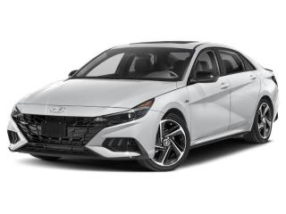New 2022 Hyundai Elantra N LINE for sale in Winnipeg, MB