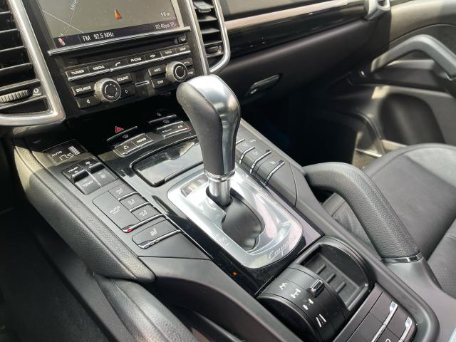 2013 Porsche Cayenne Diesel Navigation/Panoramic Sunroof/Camera Photo12