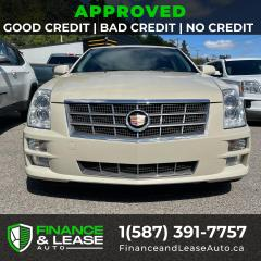 Used 2011 Cadillac STS Luxury for sale in Calgary, AB