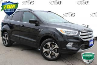 Used 2018 Ford Escape SEL NAVIGATION SUNROOF LEATHER AWD for sale in Hamilton, ON