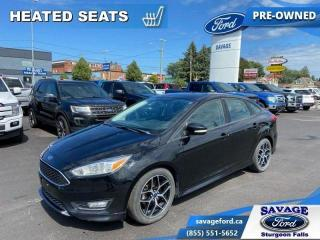 Used 2016 Ford Focus SE  - Alloy Wheels - $83 B/W for sale in Sturgeon Falls, ON
