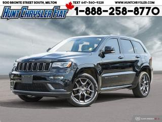 Used 2019 Jeep Grand Cherokee LIMITED X   HEMI   PANO   NAV   LEATHER   HOOD   A for sale in Milton, ON