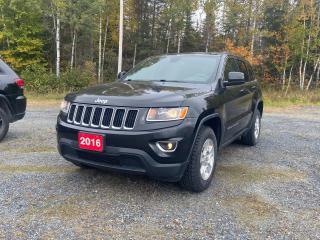 Used 2016 Jeep Grand Cherokee Laredo for sale in Spragge, ON