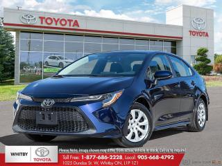 New 2022 Toyota Corolla LE CVT for sale in Whitby, ON