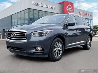Used 2013 Infiniti JX35 Base for sale in Medicine Hat, AB