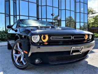 Used 2017 Dodge Challenger SXT|REAR VIEW|ALLOYS|CRUIZE CONTROL|TRACTION CONTROL| for sale in Brampton, ON