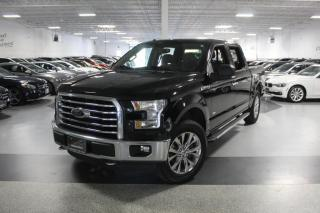 Used 2016 Ford F-150 XLT SUPERCREW I NAVIGATION I PANOROOF I R.CAM I REMOTE START for sale in Mississauga, ON
