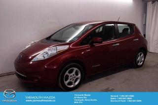 Used 2015 Nissan Leaf SV for sale in Yarmouth, NS