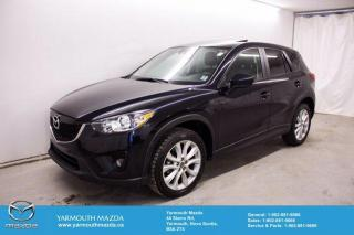 Used 2014 Mazda CX-5 GT for sale in Yarmouth, NS