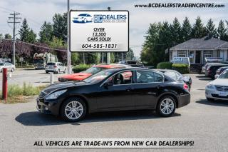Used 2013 Infiniti G37 X AWD for sale in Surrey, BC