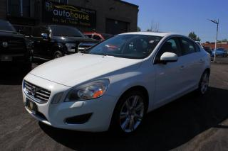 Used 2012 Volvo S60 T5 /SUNROOF /LEATHER SEATS /HEATED SEATS /BLIND SPOT for sale in Newmarket, ON