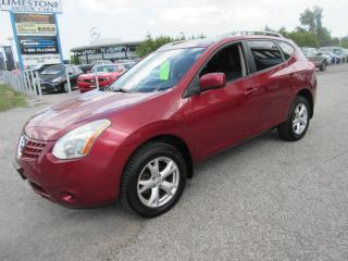Used 2008 Nissan Rogue AWD/ ACCIDENT FREE for sale in Newmarket, ON