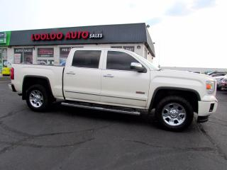 Used 2014 GMC Sierra 1500 SLE Crew Cab 5.3L V8 4WD Camera Bluetooth Certified for sale in Milton, ON