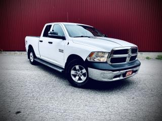 Used 2014 RAM 1500 ST, Tradesman 4x4 for sale in Scarborough, ON