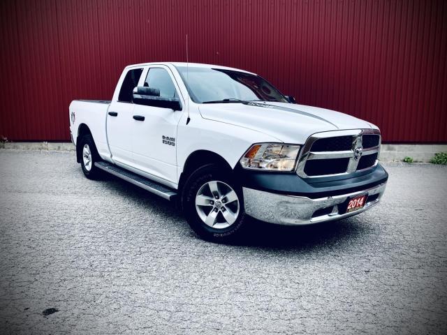 2014 RAM 1500 ST, Tradesman 4x4