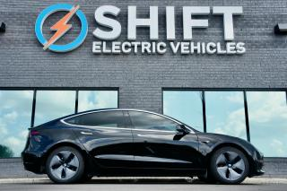 Used 2018 Tesla Model 3 LONG RANGE REAR WHEEL DRIVE AUTOPILOT, AERO for sale in Oakville, ON
