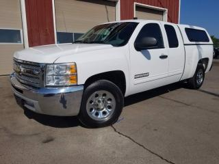 Used 2012 Chevrolet Silverado 1500 LS Extended Cab 2WD for sale in Dunnville, ON