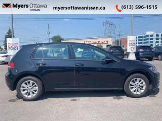 Used 2019 Volkswagen Golf Comfortline 5-door Auto for sale in Ottawa, ON
