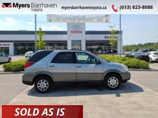 Used 2004 Buick Rendezvous CX  - Low Mileage for sale in Ottawa, ON