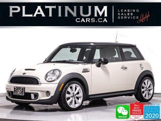 Used 2011 MINI Cooper S , NAV, PANO, HEATED, BT, CRUISE for sale in Toronto, ON