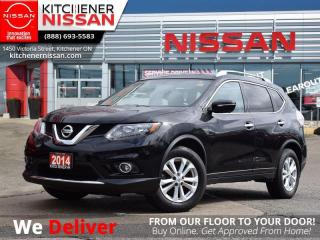 Used 2014 Nissan Rogue SV   - NAVIGATION | 360 CAMERA | PANO. SUNROOF | 7 SEATS for sale in Kitchener, ON