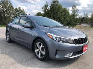 Used 2018 Kia Forte LX+ Auto   Android Auto Heated Seats for sale in Timmins, ON