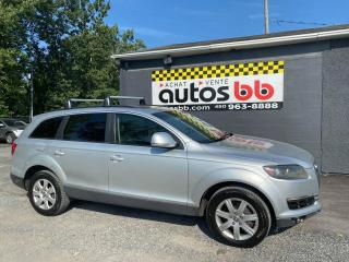 Used 2007 Audi Q7 for sale in Laval, QC