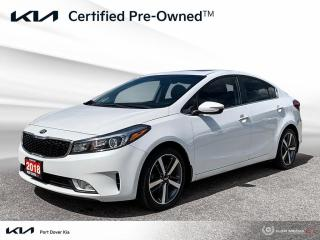 Used 2018 Kia Forte EX for sale in Port Dover, ON