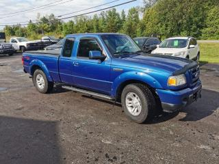Used 2011 Ford Ranger XLT 4x4 for sale in Madoc, ON