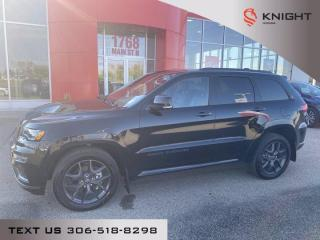 Used 2019 Jeep Grand Cherokee Limited X for sale in Moose Jaw, SK