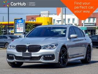Used 2018 BMW 7 Series 750i xDrive Navigation Panoramic Sunroof Leather Heated Seats Massage Front Seats 20