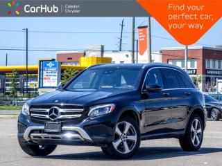 Used 2018 Mercedes-Benz GL-Class GLC 300 4Matic Navigation Panoramic Sunroof Blind Spot Backup Camera Heated Front Seats 19