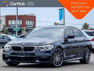 Used 2019 BMW 5 Series 540i xDrive Navigation Sunroof Apple Carplay Backup Camera Heated Front and Rear Seats 20