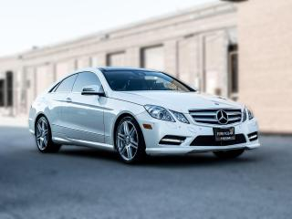 Used 2013 Mercedes-Benz E-Class E350 4MATIC I Navigation I BackUp for sale in Toronto, ON