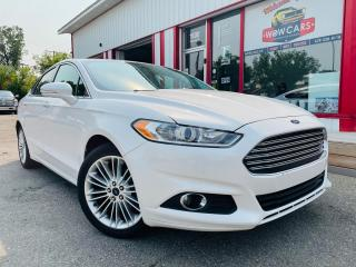 Used 2014 Ford Fusion SE for sale in Regina, SK