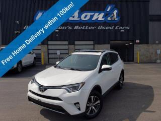 Used 2017 Toyota RAV4 XLE, Sunroof, Heated Seats, Power Seat, Bluetooth, Rear Camera, Alloy Wheels and more for sale in Guelph, ON