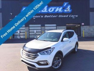 Used 2018 Hyundai Santa Fe Sport 2.4L AWD, Heated Seats, Reverse Camera, Bluetooth, Keyless Entry, Alloy Wheels and more! for sale in Guelph, ON