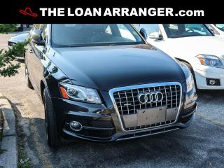 Used 2012 Audi Q5 for sale in Barrie, ON