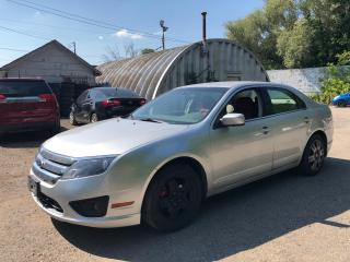 Used 2011 Ford Fusion **AS IS SALE**  Ford Fusion SE Sedan * 2.5 4 Cylinder * 5-Speed Automatic * Cruise Control * Steering Wheel Controls * Hands Free Calling * Keyless En for sale in Cambridge, ON