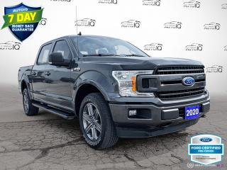 Used 2020 Ford F-150 XLT Sport 4x4/Navi/20 Wheels/Remote Start for sale in St Thomas, ON