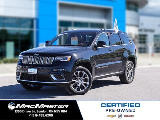 Used 2019 Jeep Grand Cherokee Summit for sale in London, ON