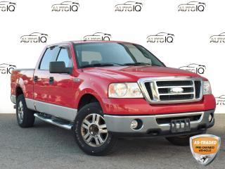 Used 2008 Ford F-150 XLT As Traded for sale in St. Thomas, ON