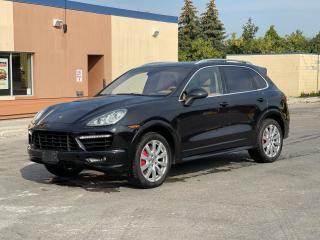Used 2012 Porsche Cayenne Turbo Navigation/Panoramic Sunroof/Camera for sale in North York, ON