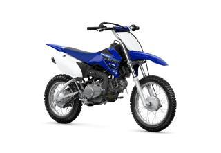 New 2021 Yamaha TT-R110E for sale in Tilbury, ON