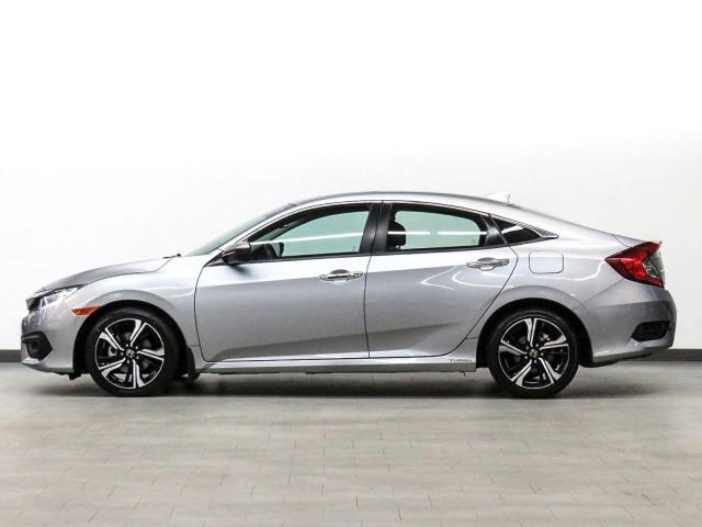 2017 Honda Civic TOURING NAVIGATION LEATHER SUNROOF BACKUP CAM