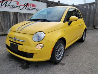 Used 2012 Fiat 500 Pop for sale in Stittsville, ON
