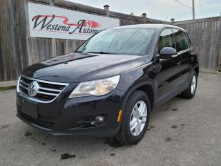 Used 2011 Volkswagen Tiguan 4 MOTION for sale in Stittsville, ON